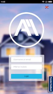AmSmart Dev - náhled