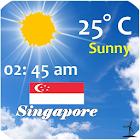 Météo Singapour icon
