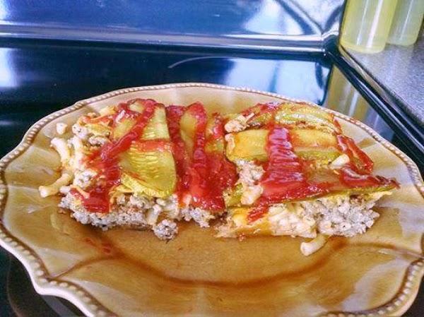 Mac And Cheeseburger Casserole Recipe