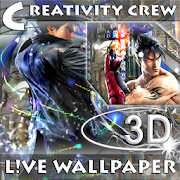 Jin Kazama Live Wallpaper 3d Mga App Sa Google Play