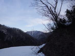 奥に安蔵山