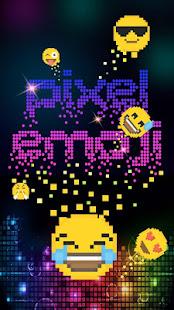 Pixel Emoji Stickers 1