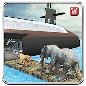 Underwater Animal Transport 3D