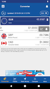 XE Currency Converter & Exchange Rate Calculator 2