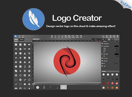 YouiDraw Logo Creator