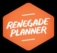 Renegade Planner Logo
