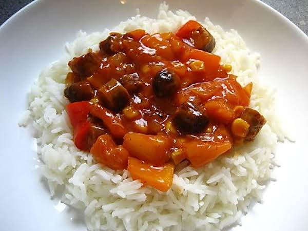 Turkey Hot Dogs Sweet And Sour Recipe
