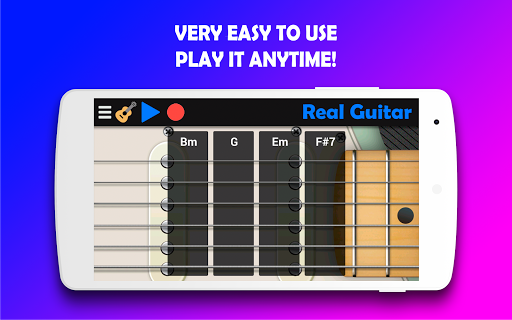 Real Guitar - Play the guitar never been so easy! 5.3 Screenshots 4