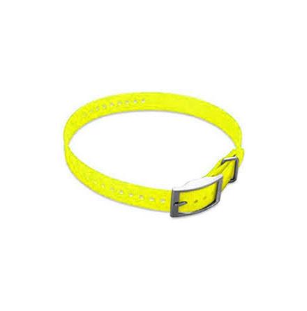 Garmin ersättningshalsband 25,4mm/1tum Gul