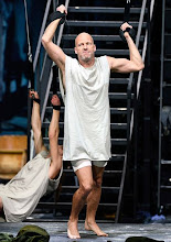"""Photo: WIEN/ BURGTHEATER; """"DANTONS TOD"""" von Georg Büchner. Inszenierung; Jan Bosse. Premiere 24. Oktober 2014. Joachim Meyerhoff. Foto: Barbara Zeininger"""
