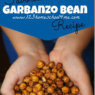 Garbanzo Bean Nuts.