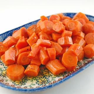 Honey Glazed Carrots in the Slow Cooker