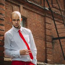 Wedding photographer Aleksandr Ruskikh (Ruskih). Photo of 26.07.2017