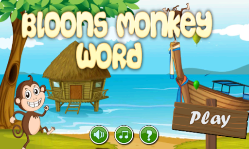 bloons monkey world