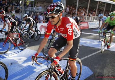 Valls verlaat Lotto Soudal en tekent bij het Spaanse Team Movistar