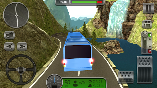 Bus Simulator 2 apkmind screenshots 9