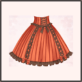 ハニーナイト-スカート