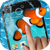 Fish on Screen – Funny Prank App