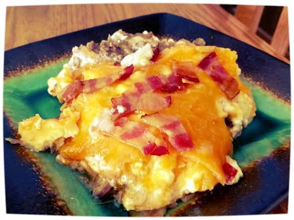 Hunters Venison Potato Casserole Recipe