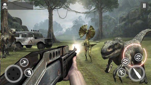 Dinosaurs Hunter Survival:Jurassic World T-Rex  screenshots EasyGameCheats.pro 3
