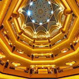 Emirates Palace by Eduard Andrica - Buildings & Architecture Architectural Detail