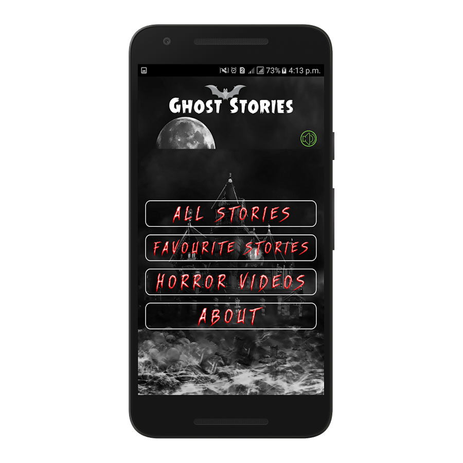 Ghost Story- screenshot