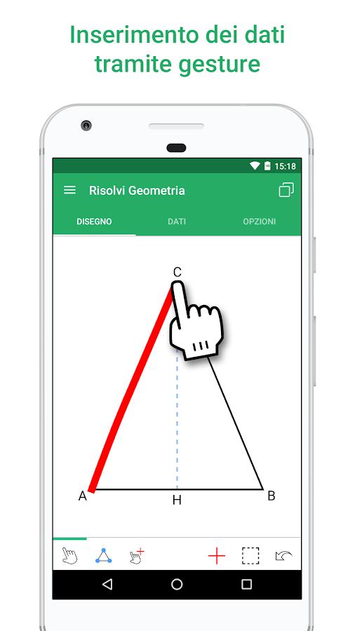 Risolvi geometria app android su google play for App per risolvere i problemi di geometria