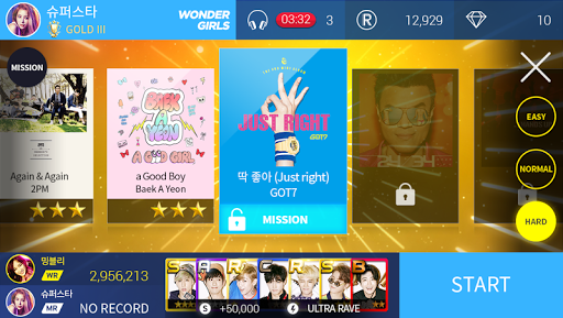 SuperStar JYPNATION  screenshots 17