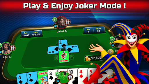 Spades Free - Multiplayer Online Card Game painmod.com screenshots 2
