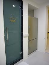 Photo: Kitchen Area - Common Toilet Glass Door