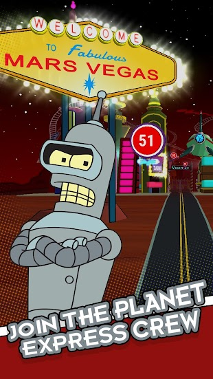 Futurama: Game of Drones- screenshot thumbnail