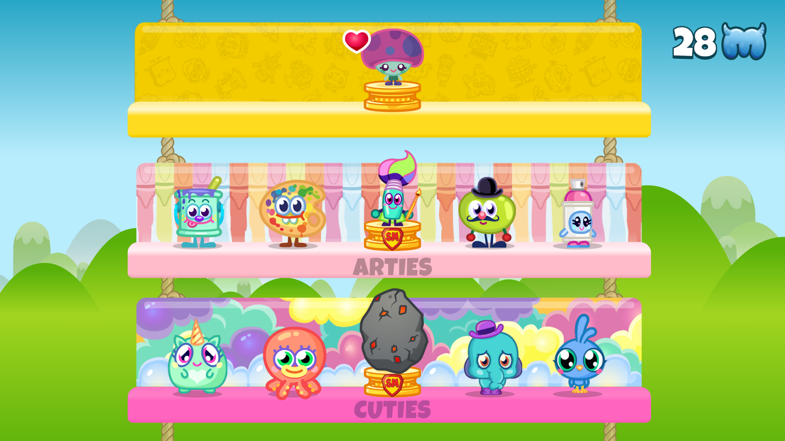 Moshi Codes Hunt Monsters Egg