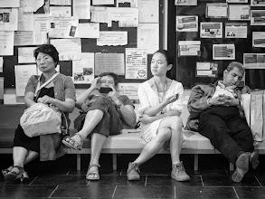 Photo: Bolzano #18 - sit and wait....  #street #streetphotography #shootthestreet #blackandwhite #blackandwhitephotography #bw #monochrome #bolzano