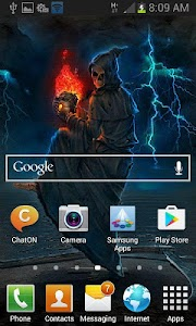 Reaper Play Live Wallpaper screenshot 1