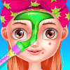Baby Girl Salon Makeover - Dress Up & Makeup Game APK Icon