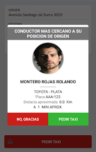 Aló Taxi Cliente screenshot 6