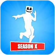 Fort. Battle Royale Emotes - All Dances Season X