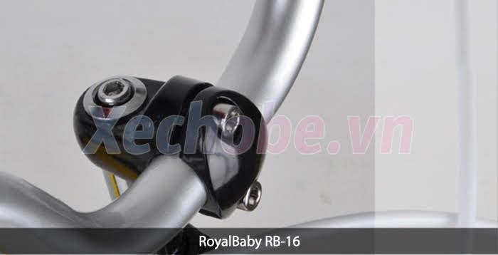 ghi đông xe đạp royababy