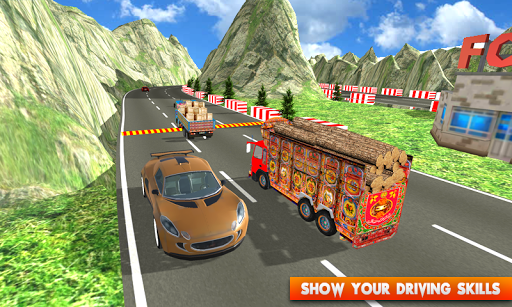 Euro Cargo Real Truck Driver 1.10 screenshots 2