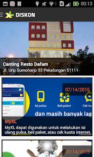 XL Diskon! screenshot