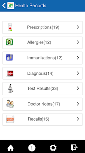 ManageMyHealth- screenshot thumbnail