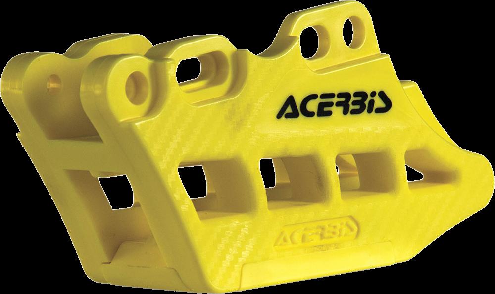 New Acerbis KTM EXC EXC-F  125 250 350 450 12-14 Chain Slider Guide Block Orange