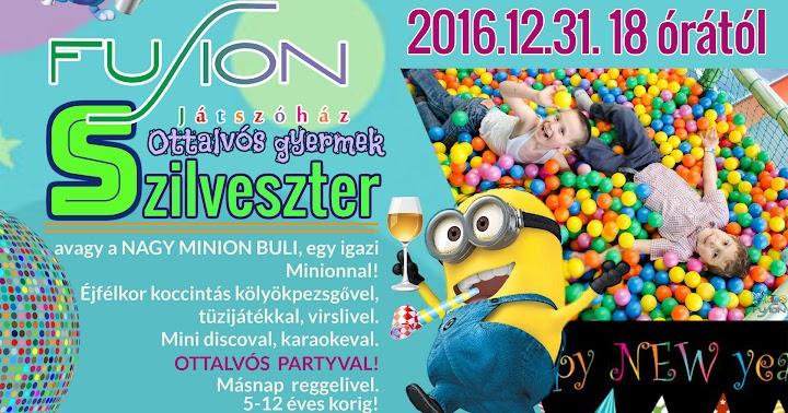 Ottalvós gyermek szilveszter Kaposvár 2016