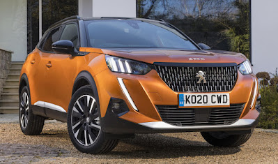 Double awards for Peugeot