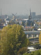 Photo: 29 0oktober 2016 CREO Rotterdam / Delft, Van Nelle fabriek: uitzicht  richting Schiedam
