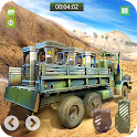 Military Truck Simulator Game 3D: Cargo Transport icon