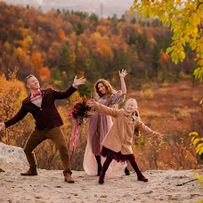 Wedding photographer Tatyana Kudryashova (TataMur). Photo of 03.10.2017
