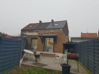 maison à Vieux-Condé (59)