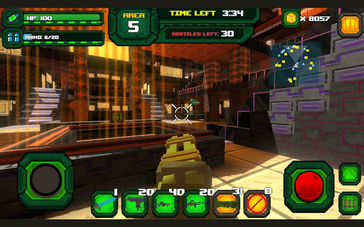 Rescue Robots Sniper Survival screenshots 23