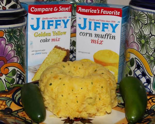 Jalapeno Cornbread Recipe